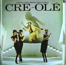 Creole-The Best of Kid Creole 6 the Coconuts-LP-Slavati-cleaned - l3862
