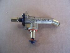 VERMONT CASTINGS GREAT OUTDOORS JENN AIR GRILL LP VALVE WITH #60 ORIFICE  (NEW)