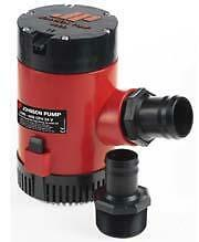 4,000 GPH Heavy Duty Bilge Pump for Boats