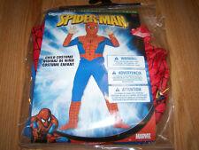 Disguise 51113 Classic Spiderman XL 7-10 Plus Child Dress up Superhero Costume