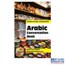 Arabic Conversation Book by Harun Rasheed  Modern Spoken Arabic Language Gift