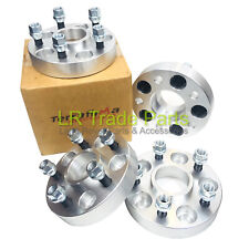 LAND ROVER DISCOVERY 3 & 4 TERRAFIRMA 30MM WHEEL SPACERS, SPACER SET OF 4 TF303