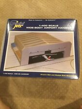 Gemini Jets Airport Wide Body Hanger 1/400 Scale
