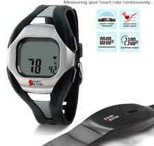 Duo Wireless Heart Rate Monitor with Fat & Calorie Counter Sports Cardio Watch