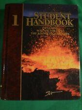 2001 STUDENT HANDBOOK VOLUME 1 | SOUTHWESTERN COMPANY | HARDCOVER