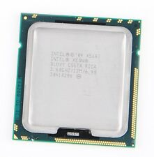 Intel Xeon x5687 Quad Core CPU 4x 3.60 GHz 12 Mo Smart cache, socket 1366-slbvy