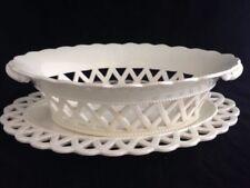 Georgian Bowls Decorative Date-Lined Ceramics