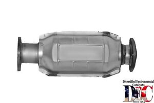 Catalytic Converter   DEC Catalytic Converters   VO3502