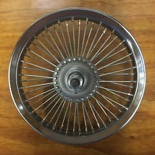 """BICYCLE WHEEL SUPER STRONG HEAVY DUTY 12"""" INCH 52 SPOKES"""