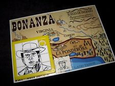 Joe Cartwright ~ Bonanza ~ Ponderosa ~ Slide Puzzle ~ New Old Stock