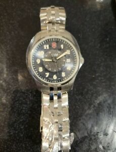 Swiss Army Odyssey Men's Watch As Is Parts