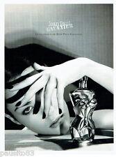 PUBLICITE ADVERTISING 125  1999   JEAN PAUL GAULTIER parfum Classique