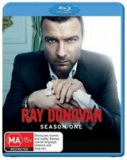Ray Donovan : Season 1 (Blu-ray, 2014)