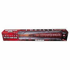 McFarlane Walking Dead NEGAN BLOODY LUCILLE BAT CHAMP PROP REPLICA NEW IN STOCK