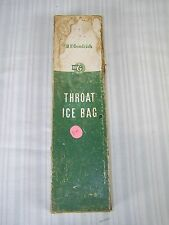 B. F. GOODRICH THROAT ICE BAG 41 VINTAGE RED
