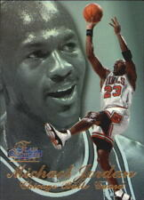 Michael Jordan #1 Flair Showcase Row 3 1997/98 NBA Basketball Card