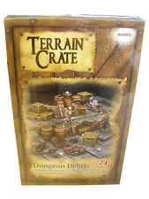 Terrain Crate - Dungeon Debris - Mantic Games