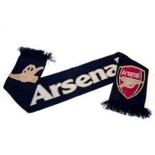 Arsenal FC  - Navy Crest Scarf - LIMITED TIME SALE