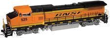 BNSF RAILROAD DASH 8-40B W/SOUND BY ATLAS MODEL RR HO-SCALE-TOP BUY!