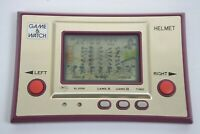 LCD HELMET Game Watch CN-07 Tested Nintendo Tested JAPAN 3001