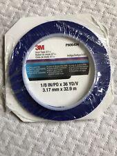 "New listing 3Mâ""¢ 06404 Vinyl Tape 471+, Indigo, 1/8 in x 36 yd, 5.3 mil 6404"