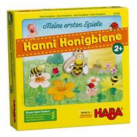 HABA Meine Ersten Spiele Hanni Honigbiene Würfelspiel Kinderspiel Würfel Spiel