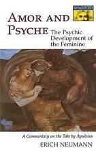 NEW Amor and Psyche (Mythos Books) by Erich Neumann