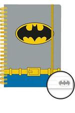 BATMAN COSTUME Notebook A5 - Quaderno  - NUOVO
