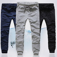 Men's Jogger Dance Sportwear Baggy Harem Pants Slacks Trousers Sweatpants Casual