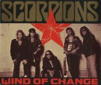 Scorpions Wind of change (1990) [Maxi-CD]
