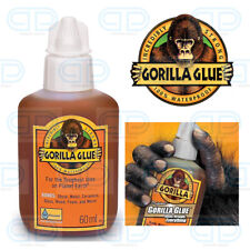 Gorilla Glue 60ml Multi Purpose Wood Stone Metal Ceramic Glass & More