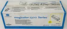 Konica Minolta 1710517-006 Toner Original Gelb Magicolor 2300 1710517006
