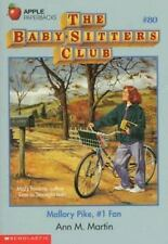 Mallory Pike, Number One Fan (Baby-Sitters Club #80) by Martin, Ann M.