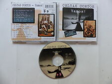 CD Album CELTAS CORTOS Vamos !  0630 10960 2  CELTIQUE