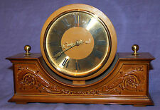 Vintage Soviet Russian Vesna shelf mantel clock