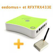 PACK: eedomus+ et RFXTRX 433E