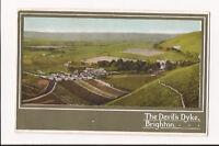 (c24) The Devils Dyke, BRIGHTON   c1920 Unused G