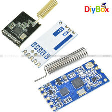 Si4463 Hc 12 433mhz868mhz Wireless Serial Port Module 1000m Replace Bluetooth