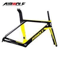road bike carbon frame 700C full carbon frameset/fork/seatpost 49/52/54/56cm