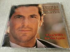 Thomas Anders/ The Three Degrees - When will I see you again Maxi-CD
