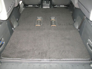 Honda Element 2nd row/cargo combo floor mat SC too