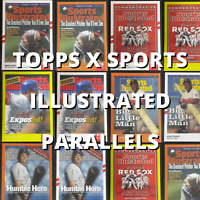 TOPPS X SPORTS ILLUSTRATED 2021 YOU PICK PARALLELS! | IN HAND | *FREE SHIPPING*