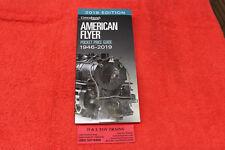 108619 2019 Greenberg's American Flyer Pocket Price Guide Brand New