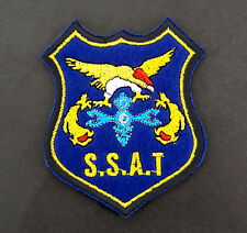 S.Korea Korean MARITIME POLICE COMMANDO (SWAT) Insignia Patch for C.T. Uniform