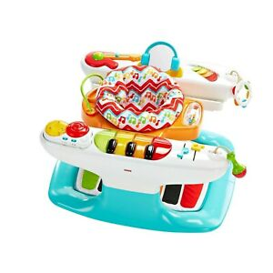 Fisher-Price 4-in-1 Step 'n Play Piano with Lights & Sounds