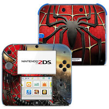 Spiderman VINILO Vinyl Skin Sticker for Nintendo 2DS - 004
