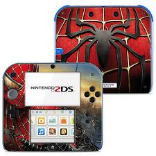 Spiderman VINILO Vinyl Skin Sticker for Nintendo 2DS - 004
