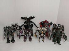 Transformers Megatron Jetfire Sentinel Prime Brawl SS Studio Series Lot Figures
