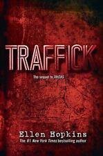 TRAFFICK - HOPKINS, ELLEN - NEW PAPERBACK BOOK