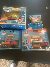 Thomas And Friends Set Of 4 Trains James Hiday Percy Reindeer Express And Deluxe
